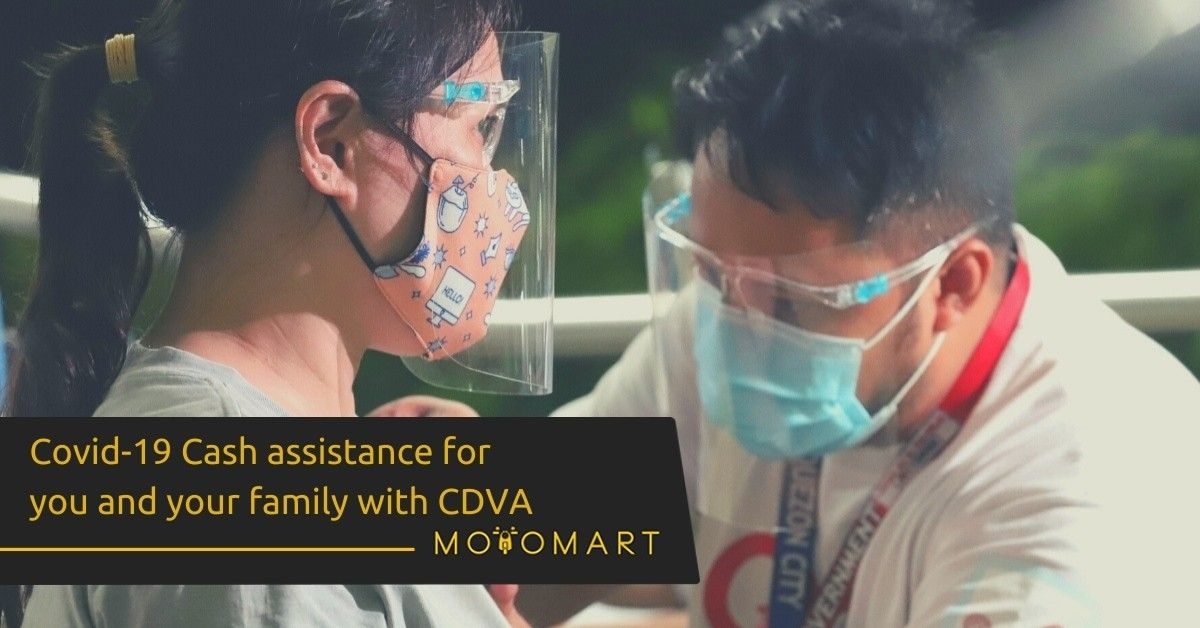 COVID-19 Cash Assistance for You and Your Family with CVDA